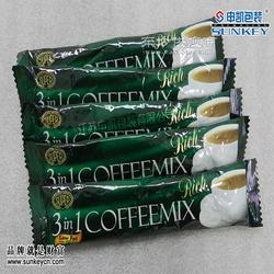 牛奶咖啡条易撕铝箔袋印刷厂图片