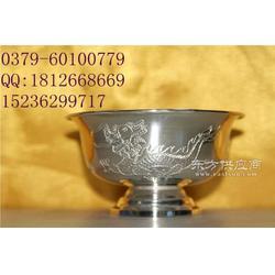 定制精美纯银碗纯银碗的市场价养生型纯银碗图片