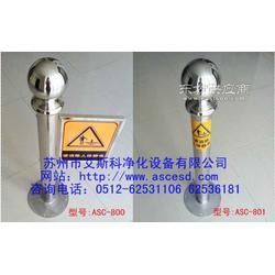 防静电接地触摸球柱静电释放桩ASC-801图片