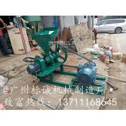 P88型水产熟化颗粒饲料机械,P88型水产饲料膨化机厂家图片