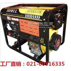 你想用的一体机220A汽油发电电焊机带发电机轻便式图片