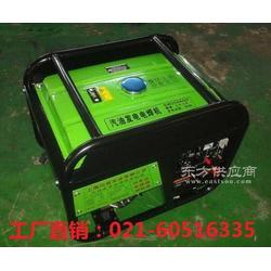 移动式两用汽油发电电焊机图片