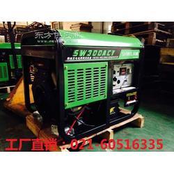 300A柴油发电电焊两用机油耗图片