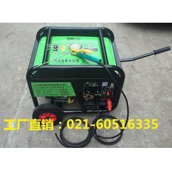 220A汽油发电电焊机油箱体积图片
