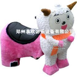优质儿童毛绒玩具车广场毛绒玩具车图片