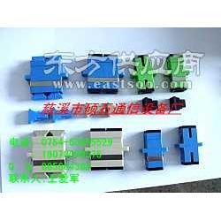 硕石生产ST单模光纤适配器 LC多模光纤适配器图片