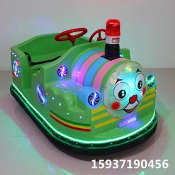 兒童充氣電瓶車 充氣電動玩具車 彩燈充氣電瓶車圖片