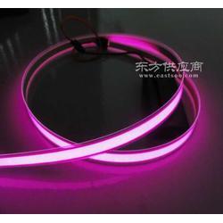 EL发光带冷光条汽车节庆装饰发光条图片