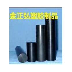 生产黑色聚四氟乙烯材料耐高温材料铁氟龙F4图片