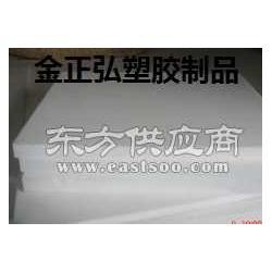 耐高温材料PTFE板 白色PTFE板 铁氟龙板生产厂家图片