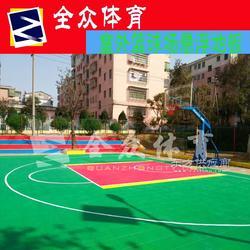 聚丙烯材料悬浮式拼装地板 PP环保地板图片