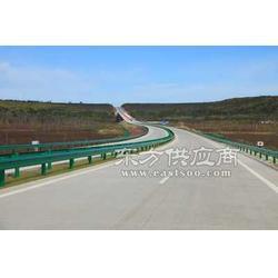 供应立柱波形护栏板交通等行业的围栏图片