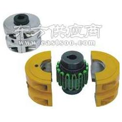 蛇形弹簧联轴器用于皮带输送机图片
