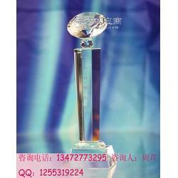 地产公司活动奖杯颁奖活动奖杯水晶奖杯图片