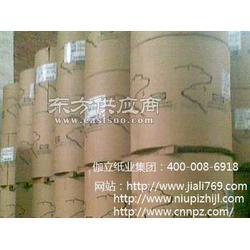 竹浆牛皮纸经销商伽立纸业4009987908图片