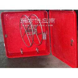 易安单面玻璃钢消防箱 水带箱 水龙带箱图片