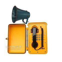 工业抗噪扩音电话机防水电话机图片