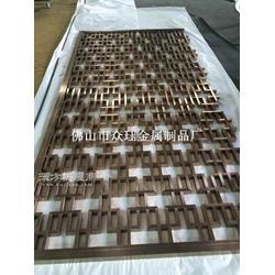 不锈钢中式屏风厂家图片