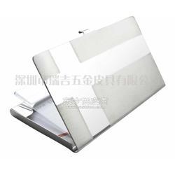 不銹鋼名片盒圖片
