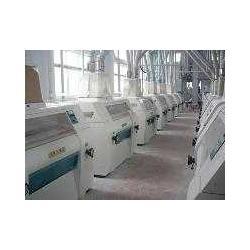 面粉加工设备 大型面粉机械 大型面粉机 双狮好机械图片