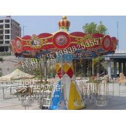 旋转升降飞机 青蛙跳 公园游乐设施祥和图片