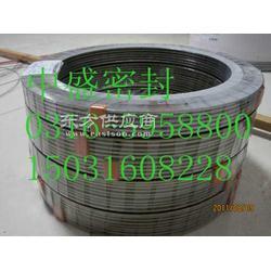 供应中盛钢包垫片中盛金属缠绕垫片波齿复合垫图片