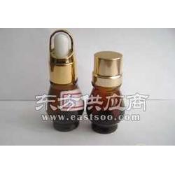 10ML棕色葫芦滴管瓶配金色滴头盖硅胶滴头吸管图片