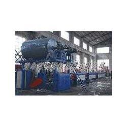 供应PET塑钢丝拉丝机生产线设备机器塑料机械图片