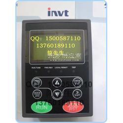 英威腾变频器键盘液晶面板CHV160A系列供水专用键盘图片