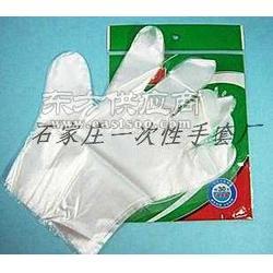 新型無菌環保一次性PE手套圖片