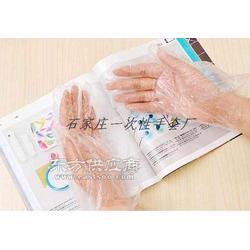 高分子一次性塑料手套图片