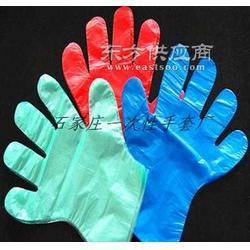 低壓聚乙烯一次性使用薄膜手套圖片