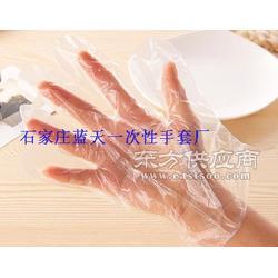 pe一次性使用塑料手套生产商图片