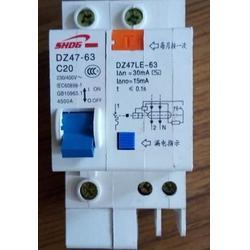 DZ47LE-63 C25漏电断路器厂家供货图片