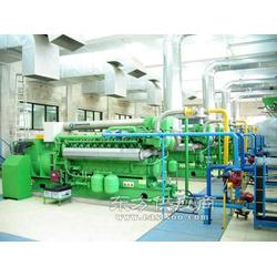 GE颜巴赫2500kw分布式能源电站发电机组图片