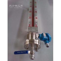 UFZ系列翻柱式磁浮子液位计 磁翻板液位计的厂家图片