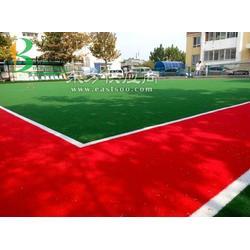 厂家直销原图拍摄篮球场人造草坪图片
