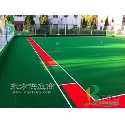 双面筋型足球场地专用人造草坪图片