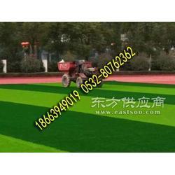 50mm足球场人造草坪标准生产厂家图片