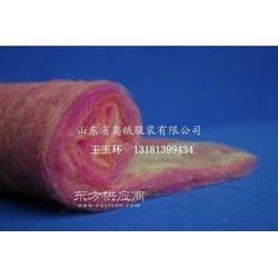 长期供应不同材质的保温棉彩棉填充棉图片