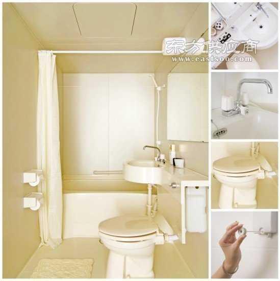 整体淋浴房