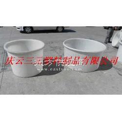 700L大口泡菜塑料桶图片