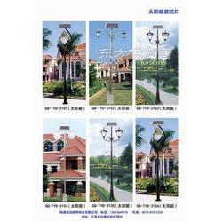 太阳能庭院灯图片