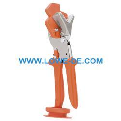 德国原装狮牌LOWE工业剪刀胶条/门窗密封型材/V型剪切剪刀4104/vr图片