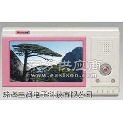 供应可视对讲7寸触摸可视数字主机图片