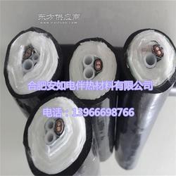 CEMS伴热管缆线 一体化保温取样复合管 安如高温蒸汽反扫不锈钢86双芯管线图片