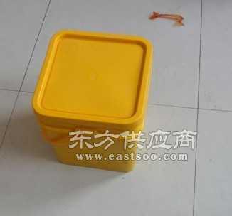 8l塑料桶8l防盗塑料桶8l方形塑料桶图片