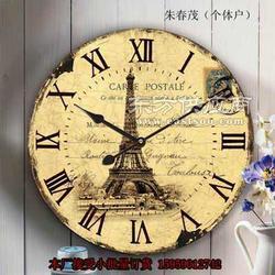 中翔小商品市场供应欧式挂钟表兼生产图片