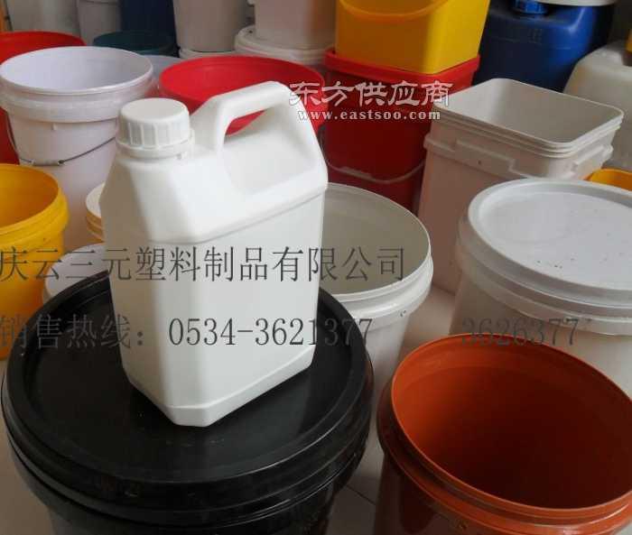 1.2l塑料桶2.5l塑料桶图片
