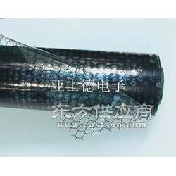 防静电PVC网格帘 透明网格帘 大量图片